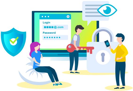 Garantice la seguridad de la información